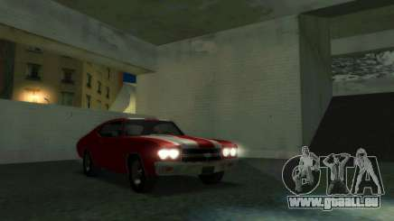 Chevrolet Chevelle SS [Winter] für GTA San Andreas