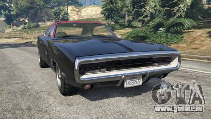 Dodge Charger RT 1970 v3.1 für GTA 5