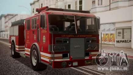 GTA 5 MTL Firetruck IVF für GTA San Andreas