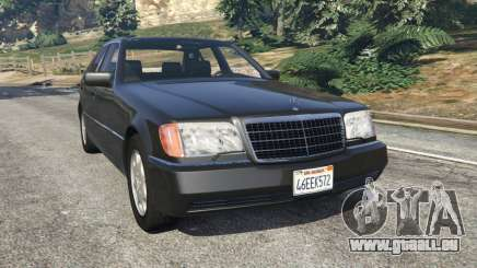 Mercedes-Benz S600 (W140) für GTA 5