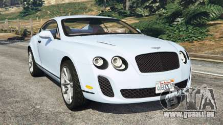 Bentley Continental Supersports [Beta] pour GTA 5