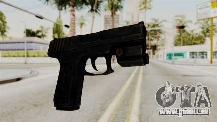 Colt 45 from RE6 für GTA San Andreas