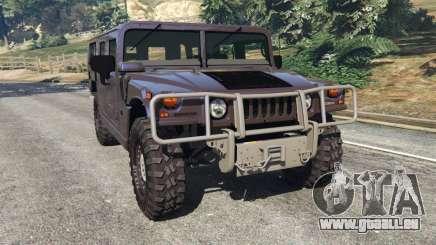 Hummer H1 v2.0 pour GTA 5