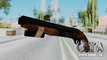 Sawnoff Shotgun from RE6 für GTA San Andreas