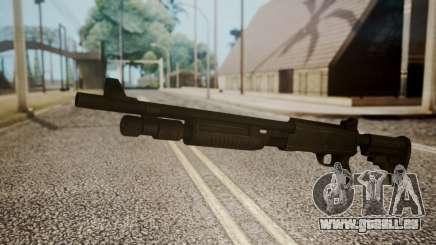 Combat Shotgun from RE6 pour GTA San Andreas
