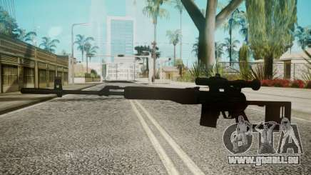 Sniper Rifle by EmiKiller pour GTA San Andreas