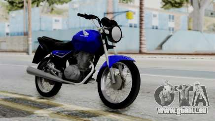 Honda CG Titan 2014 für GTA San Andreas