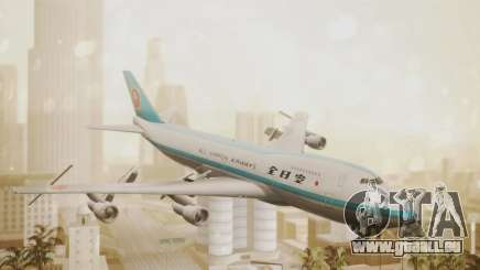 Boeing 747-100 All Nippon Airways pour GTA San Andreas