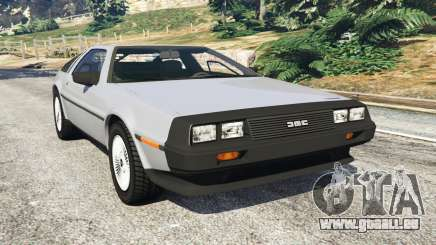 DeLorean DMC-12 pour GTA 5