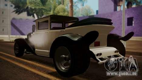 GTA 5 Albany Franken Stange IVF pour GTA San Andreas laissé vue