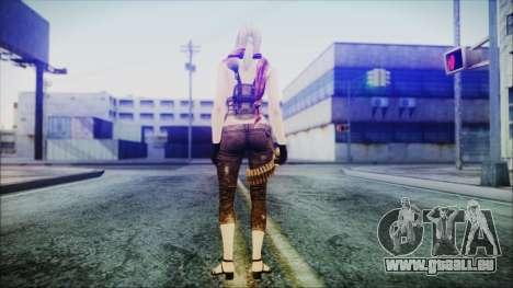 Mila from Counter Strike für GTA San Andreas dritten Screenshot