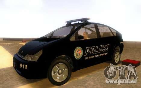 Karin Dilettante Police Car pour GTA San Andreas