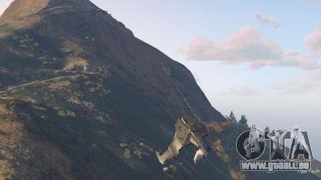 GTA 5 Batwing neuvième capture d'écran