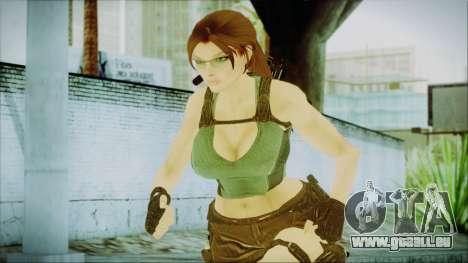 Lara v1 pour GTA San Andreas