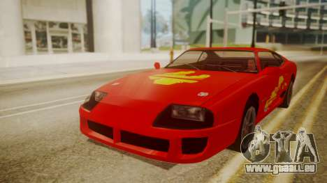 Jester FnF Skin 2 pour GTA San Andreas
