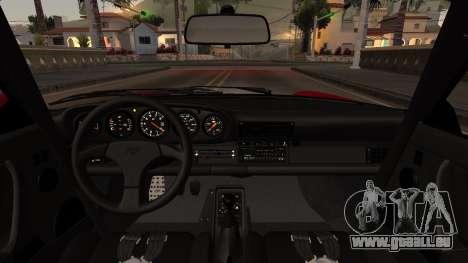 La RÉPUTATION la RÉPUTATION la RÉPUTATION Ctr ye pour GTA San Andreas vue intérieure