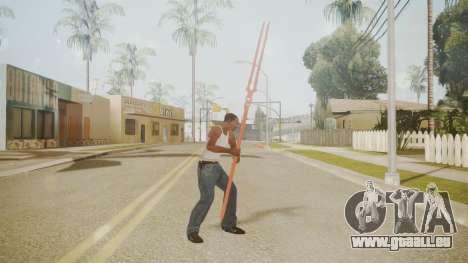 Spear of Longinus pour GTA San Andreas deuxième écran