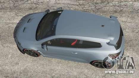 GTA 5 Volkswagen Scirocco Rückansicht