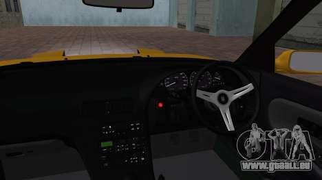 Nissan Onevia Type-X pour GTA San Andreas vue de droite