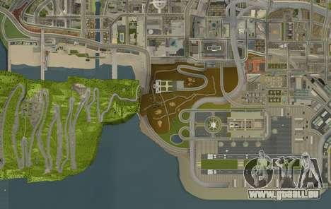 Stelvio Pass Drift Track pour GTA San Andreas quatrième écran