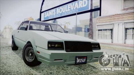 GTA 5 Willard Faction für GTA San Andreas