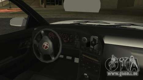 GTA 5 Karin Intruder IVF für GTA San Andreas rechten Ansicht