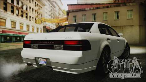 GTA 5 Karin Intruder IVF für GTA San Andreas linke Ansicht