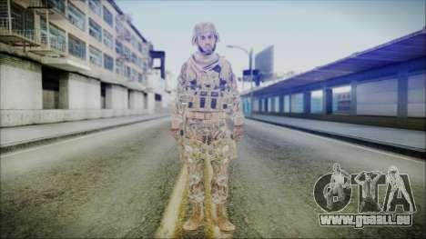 CODE5 India für GTA San Andreas zweiten Screenshot