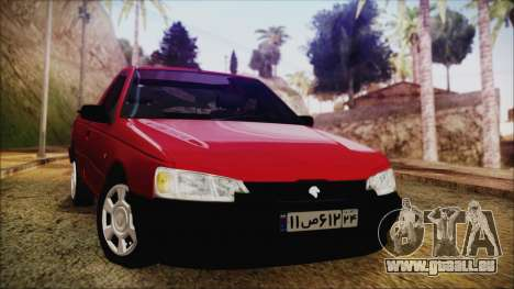 Ikco Arisun pour GTA San Andreas