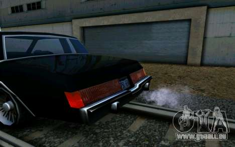 ENB for Medium PC pour GTA San Andreas onzième écran