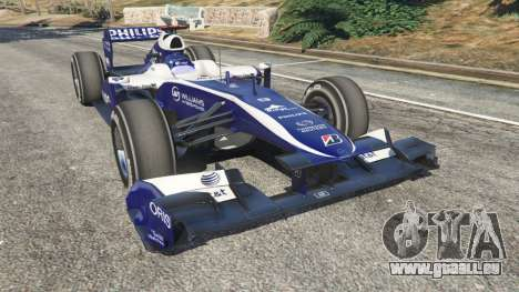 Williams FW32 für GTA 5