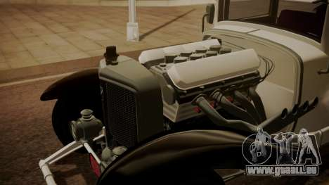 GTA 5 Albany Franken Stange IVF pour GTA San Andreas vue de droite