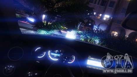 GTA 5 Roue Mercedes-Benz C63 AMG v1