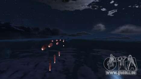 GTA 5 Wärme fallen für Lazer vierten Screenshot