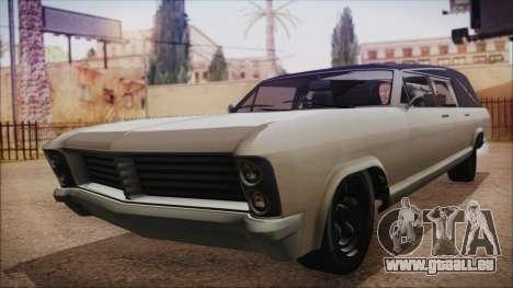 GTA 5 Albany Lurcher Bobble Version IVF pour GTA San Andreas