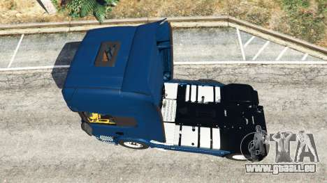 GTA 5 Scania R730 Rückansicht