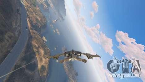 GTA 5 Batwing huitième capture d'écran