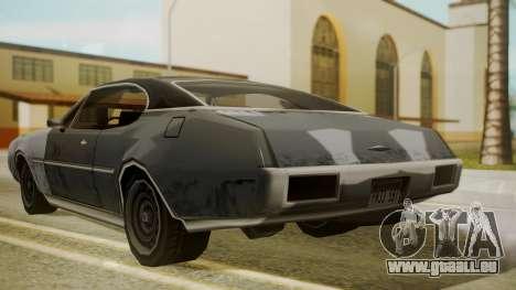 Clover FnF Skin pour GTA San Andreas laissé vue