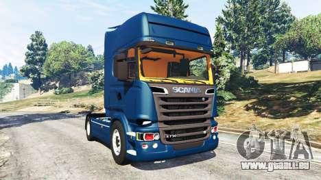 Scania R730 für GTA 5