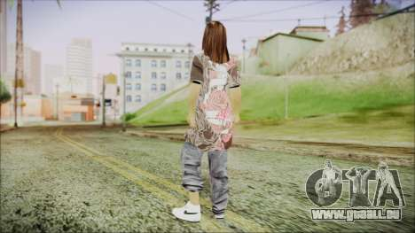 Home Girl Chola 3 für GTA San Andreas dritten Screenshot