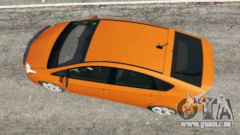 Toyota Prius v1.5 pour GTA 5