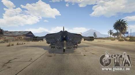 Batwing für GTA 5