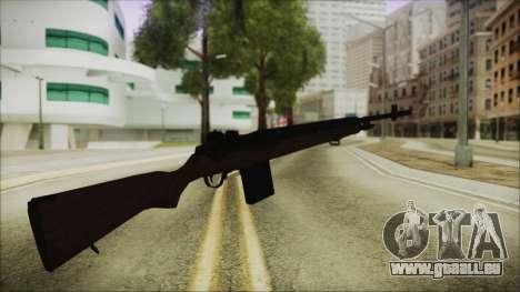 H&R Arms M14 pour GTA San Andreas deuxième écran