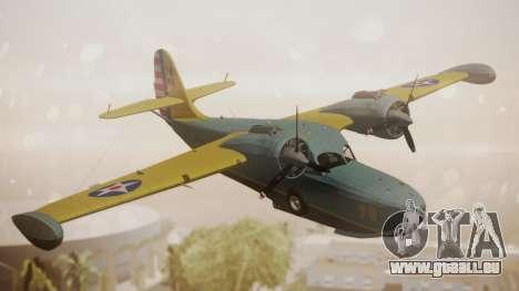 Grumman G-21 Goose N130FB für GTA San Andreas