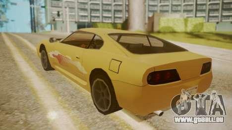 Jester FnF Skins 1 pour GTA San Andreas laissé vue