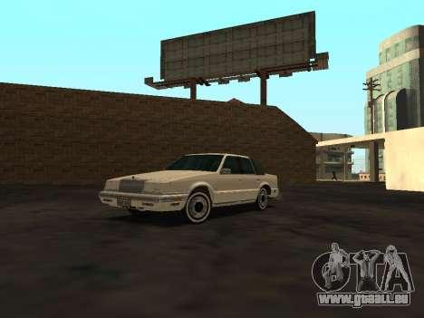 Chrysler New Yorker 1988 pour GTA San Andreas