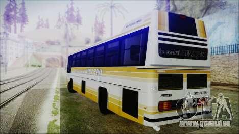 Scania Cametal Nahuel II pour GTA San Andreas laissé vue