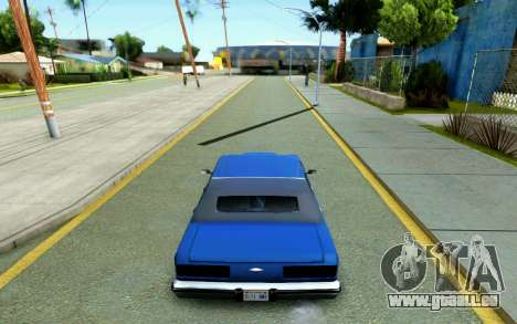 ENB for Medium PC für GTA San Andreas achten Screenshot