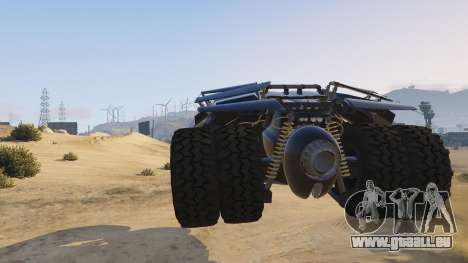 The Tumbler für GTA 5