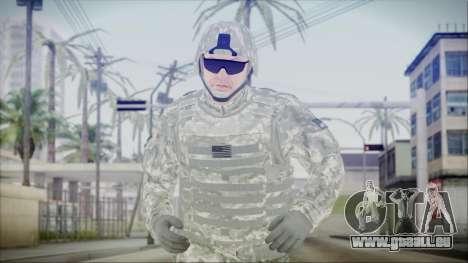CODE5 USA pour GTA San Andreas